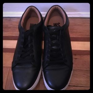 Other - Black White Sole Sneakers